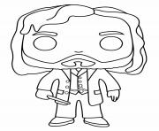 Sirius Black Funko Pop dessin à colorier