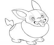 Coloriage Pokemon à Imprimer Dessin Sur Coloriageinfo