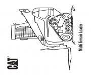 Coloriage Camion à Imprimer Dessin Sur Coloriage Info