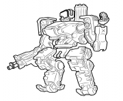 Coloriage overwatch Bastion