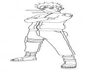 Boruto Naruto Next Generations dessin à colorier