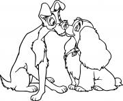 Coloriage mickey dessin