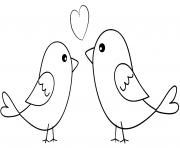 Coloriage nounours avec coeur dessin