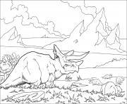 dinosaure world dessin à colorier