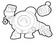 robot nani dessin à colorier