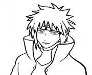 Minato Naruto dessin à colorier