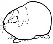 Coloriage Lemming