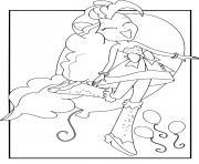 My Little Pony Girls Pinkie Pie dessin à colorier