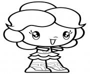 MLP Cutie Mark Crew Equestria Girl Pinkie Pie dessin à colorier