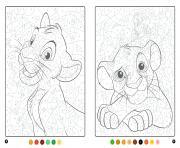 Coloriage Magique Dessin Magique Sur Coloriage Info