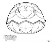 Hatchimals Pixies Egg dessin à colorier