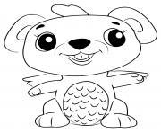 Hatchimals Mouseswift dessin à colorier