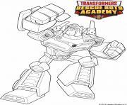 Optimus Prime dessin à colorier