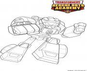 Hotshot Transformers dessin à colorier