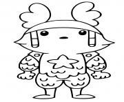 Guff Fortnite dessin à colorier