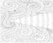 noel mandala sapin patterned swirl background dessin à colorier