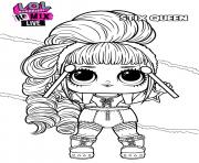 LOL Surprise Remix dessin à colorier