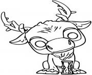 Coloriage funko pop rock billy idol dessin