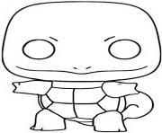 Coloriage funko pop fortnite team leader dessin