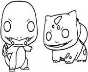Coloriage funko pop rock catman dessin