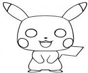 Coloriage funko pop pokemon mewtwo dessin