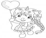 Coloriage dessin saint valentin 35 dessin