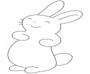 lapain kawaii facile dessin à colorier