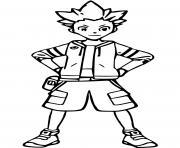 phil safari ile pokemon snap dessin à colorier