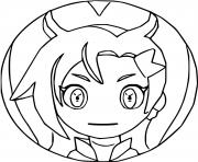 rita pokemon snap dessin à colorier