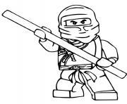 Coloriage ninja steel power rangers rose ranger dessin