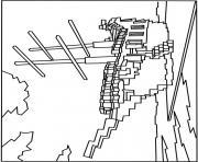 roblox ship dessin à colorier