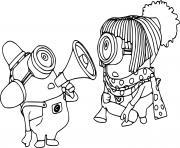 Carl Talking to Stuart dessin à colorier