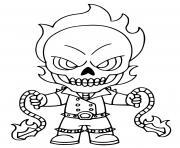 Coloriage Fortnite Battle Royale personnage 3 dessin
