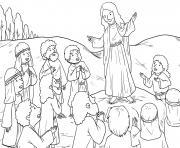 Great Commission Matthew Great Commission 16 20_02 dessin à colorier