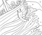 Jonah Runs Jonah 1_1 17_03 dessin à colorier