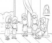 Lost Axe HeadKings 8_1 6_03 dessin à colorier