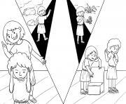 Elisha King Lady Psalm 1_1 6_01 dessin à colorier