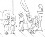 Lost Axe HeadKings 8_1 6_04 dessin à colorier