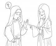 Good Samaritan Luke 10_25 37_01 dessin à colorier