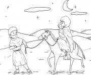 Wise Men Seek Matthew 2_1 15_04 dessin à colorier