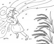 Elisha King Lady Psalm 1_1 6_04 dessin à colorier