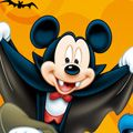Coloriage Halloween Disney